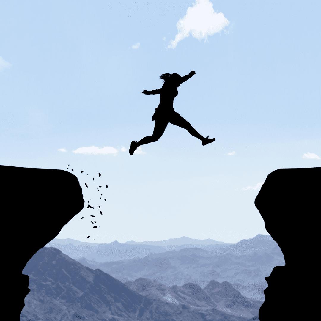 Durven springen als ondernemer: wanneer herken je dat buikgevoel?