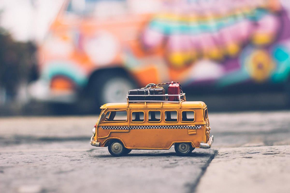Podcast #9: Hoe wij onze vakantie inplannen